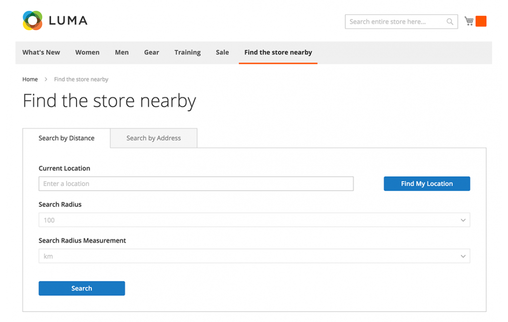 Buildify for Magento 2. Drag and Drop