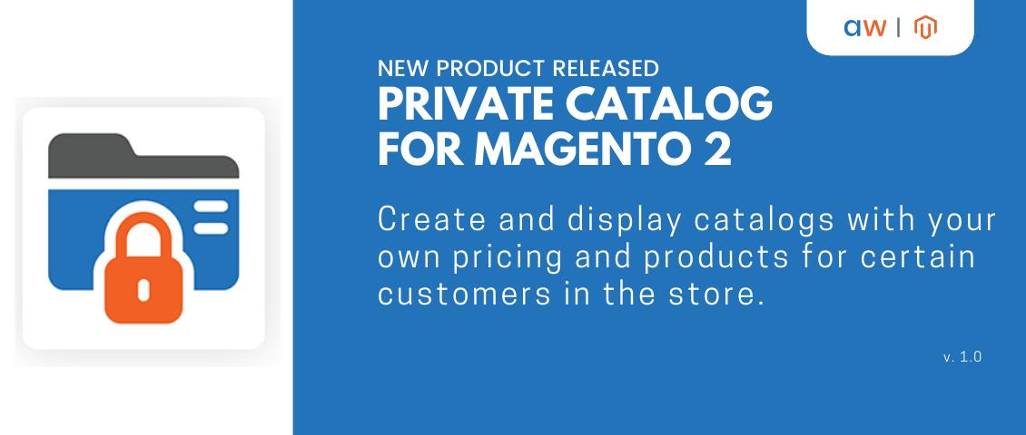 Private Catalog Extension