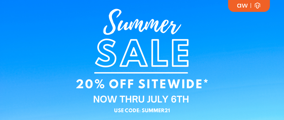 Magento 2 Extensions Summer Sale | Aheadworks