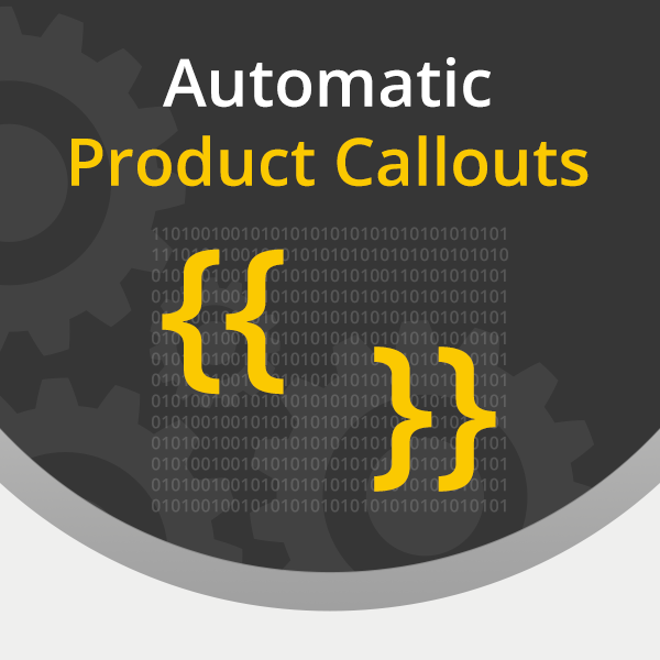 Automatic Product Callouts