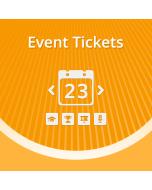 Magento Event Tickets