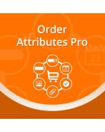 Magento Order Attributes Pro