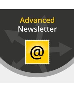 Advaced Newsletter Magento Extension