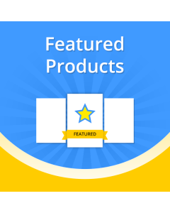 Magento Featured Products