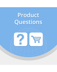 Product Questions Magento Extension