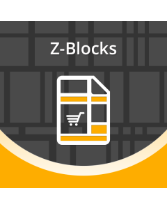 Magento Z-Blocks Extension