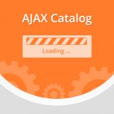 Magento AJAX Catalog