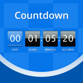 Countdown Magento Extension