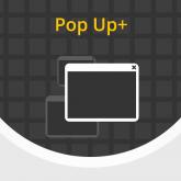 Pop-up+ Magento Extension