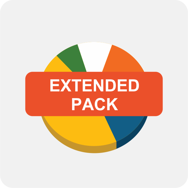 Advanced Reports Extended Pack