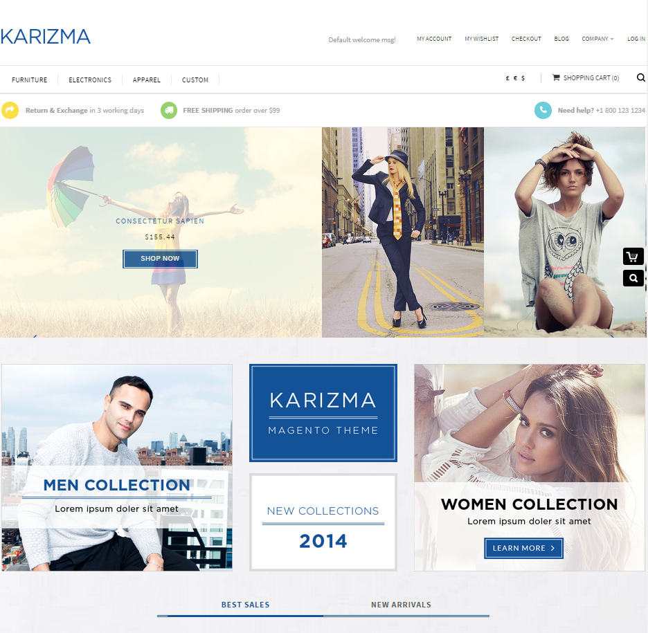 Karizma (out of stock and no longer supported)