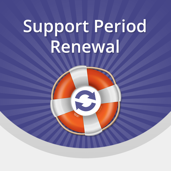 Support Period Renewal