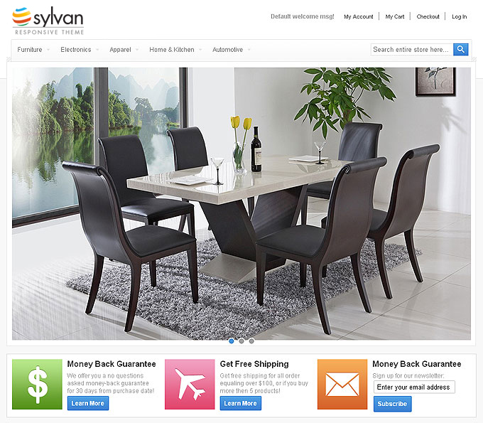 Sylvan (out of stock and no longer supported)