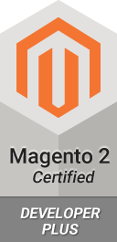 Magento 2 certified developer plus.