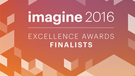 imagine 2016 Excellence Awards Finalists.
