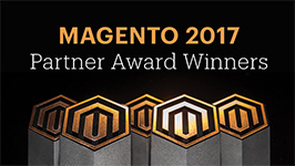 Magento 2017 Partner Award Winners.