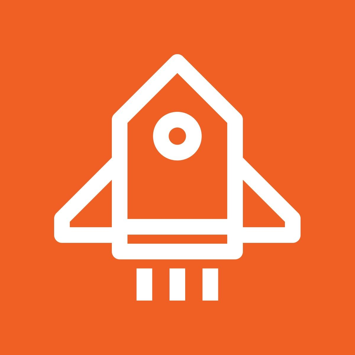 Booster logo.