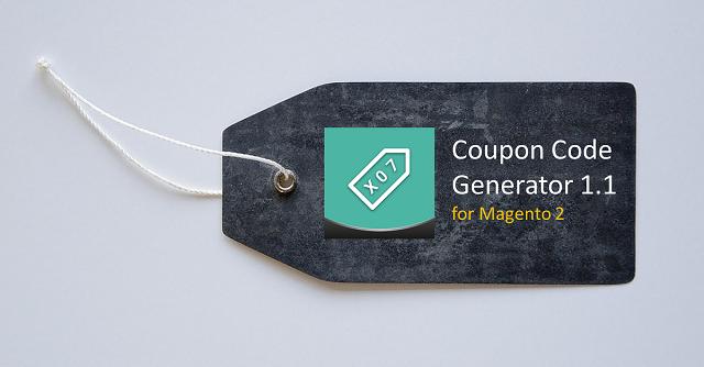 Coupon Code Generator 1.1