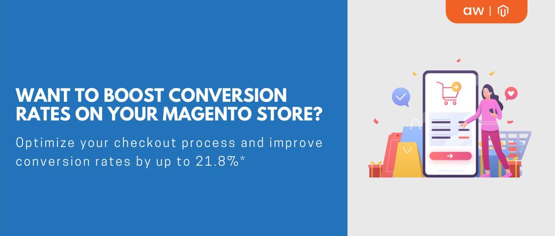Simplify Magento Store Checkout Process