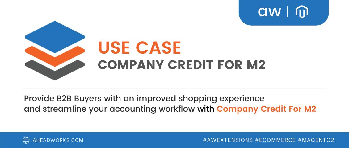 B2B Company Credit use case | Aheadworks